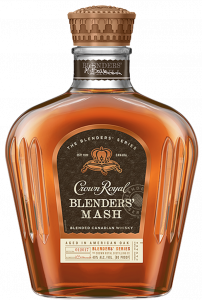 Crown Royal Blender's Mash Whisky - Blended Canadian Whisky - Crown Royal