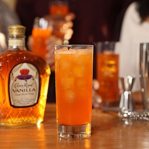 Crown Royal Hard Orange Cream Soda Cocktail